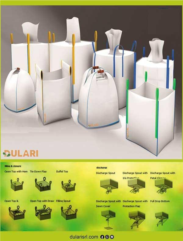 Bags W pack Packaging industrial