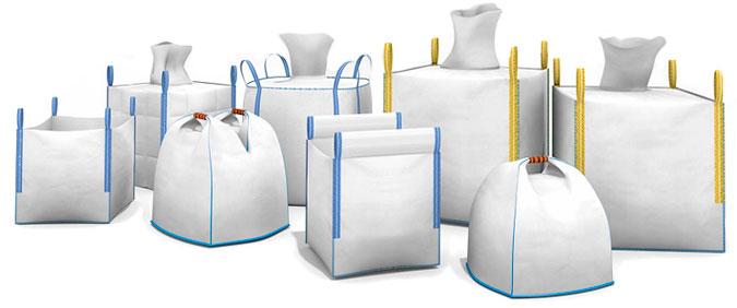 Big bags Packaging industrial