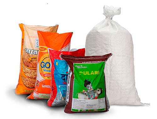 Bolsas sacos polipropileno Packaging industrial