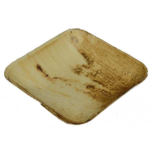 Dulari square bowl areca Biodegradables
