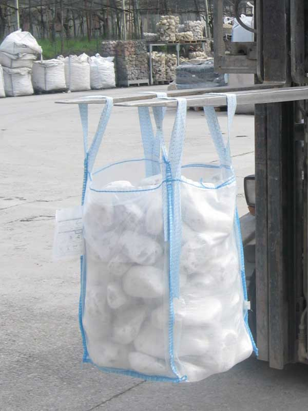 Fibc montacargas piedras Packaging industrial